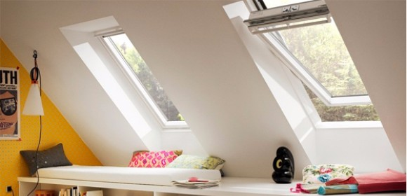 fenêtre toit velux